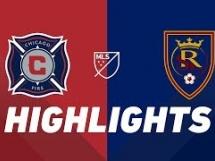 Chicago Fire 1:1 Real Salt Lake