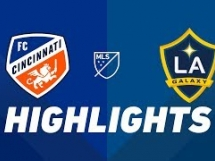 Cincinnati 0:2 Los Angeles Galaxy