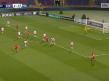 Hiszpania U21 5:0 Polska U21
