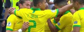 Peru 0:5 Brazylia