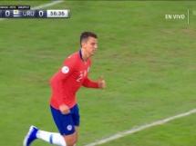 Chile 0:1 Urugwaj