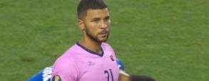 Bermudy 2:0 Nikaragua