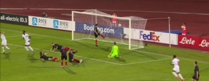 Chorwacja U21 3:3 Anglia U21