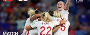 Norwegia 0:3 Anglia