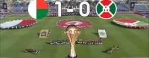 Madagaskar 1:0 Burundi