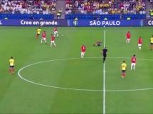 Kolumbia 0:0 Chile