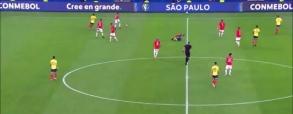 Kolumbia 0:0 (4:5) Chile