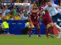 Wenezuela 0:2 Argentyna
