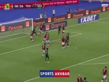 Madagaskar 2:0 Nigeria