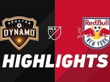 Houston Dynamo 4:0 New York Red Bulls