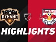 Houston Dynamo 4:0 New York Red Bulls