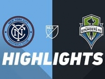 New York City FC 3:0 Seattle Sounders