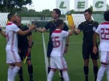 Lechia Gdańsk 1:1 Olympiakos Pireus