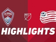 Colorado Rapids 1:2 New England Revolution