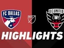 FC Dallas 2:0 DC United