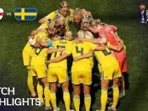 Anglia 1:2 Szwecja