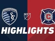 Kansas City 1:0 Chicago Fire