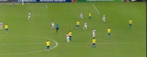 Brazylia 3:1 Peru