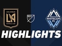 Los Angeles FC 6:1 Vancouver Whitecaps