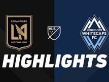 Los Angeles FC 6:1 Vancouver Whitecaps