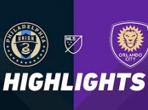 Philadelphia Union 2:2 Orlando City
