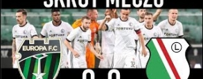Europa FC - Legia Warszawa
