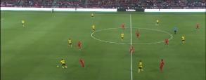 Arsenal Londyn 2:1 Bayern Monachium