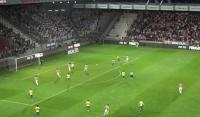 Cracovia odpada z Dunajską Stredą! [Wideo]