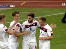 FC Nurnberg 1:1 PSG
