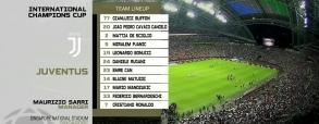 Juventus Turyn 2:3 Tottenham Hotspur
