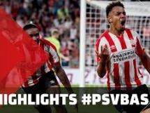 PSV Eindhoven 3:2 FC Basel