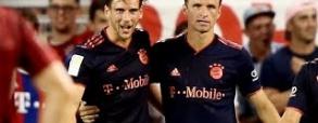 Bayern Monachium 1:0 AC Milan