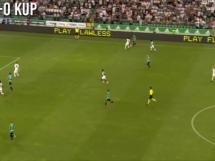 Legia Warszawa 1:0 KuPS