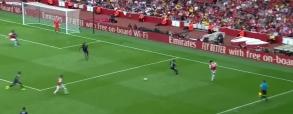 Arsenal Londyn 1:2 Olympique Lyon