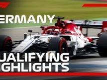 Grand Prix Niemiec- wyścig -