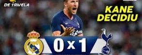 Real Madryt 0:1 Tottenham Hotspur