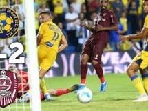 Maccabi Tel Awiw 2:2 CFR Cluj