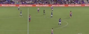 Cudowny gol Joao Felixa z MLS All-Stars!