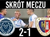 Riga FC 2:1 Piast Gliwice