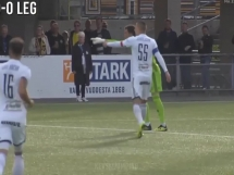 KuPS 0:0 Legia Warszawa