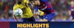 FC Barcelona 2:1 Arsenal Londyn