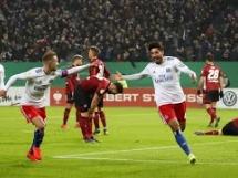 FC Nurnberg 2:0 Hamburger SV