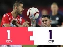 Crvena zvezda Belgrad 1:1 FC Kopenhaga