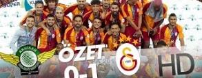Galatasaray SK 1:0 Akhisar Belediye