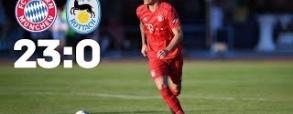 Rottach-Ergen 23:0 Bayern Monachium