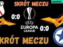 Legia Warszawa 0:0 Atromitos Ateny