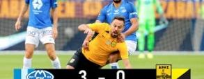 Molde FK 3:0 Aris Saloniki