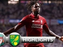 Liverpool 4:1 Norwich City