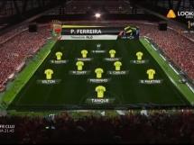 Benfica Lizbona 5:0 Pacos Ferreira