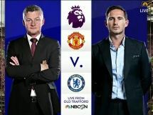 Manchester United 4:0 Chelsea Londyn